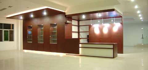 Merveilleux Office Reception Interior Design U2013 Reception Area