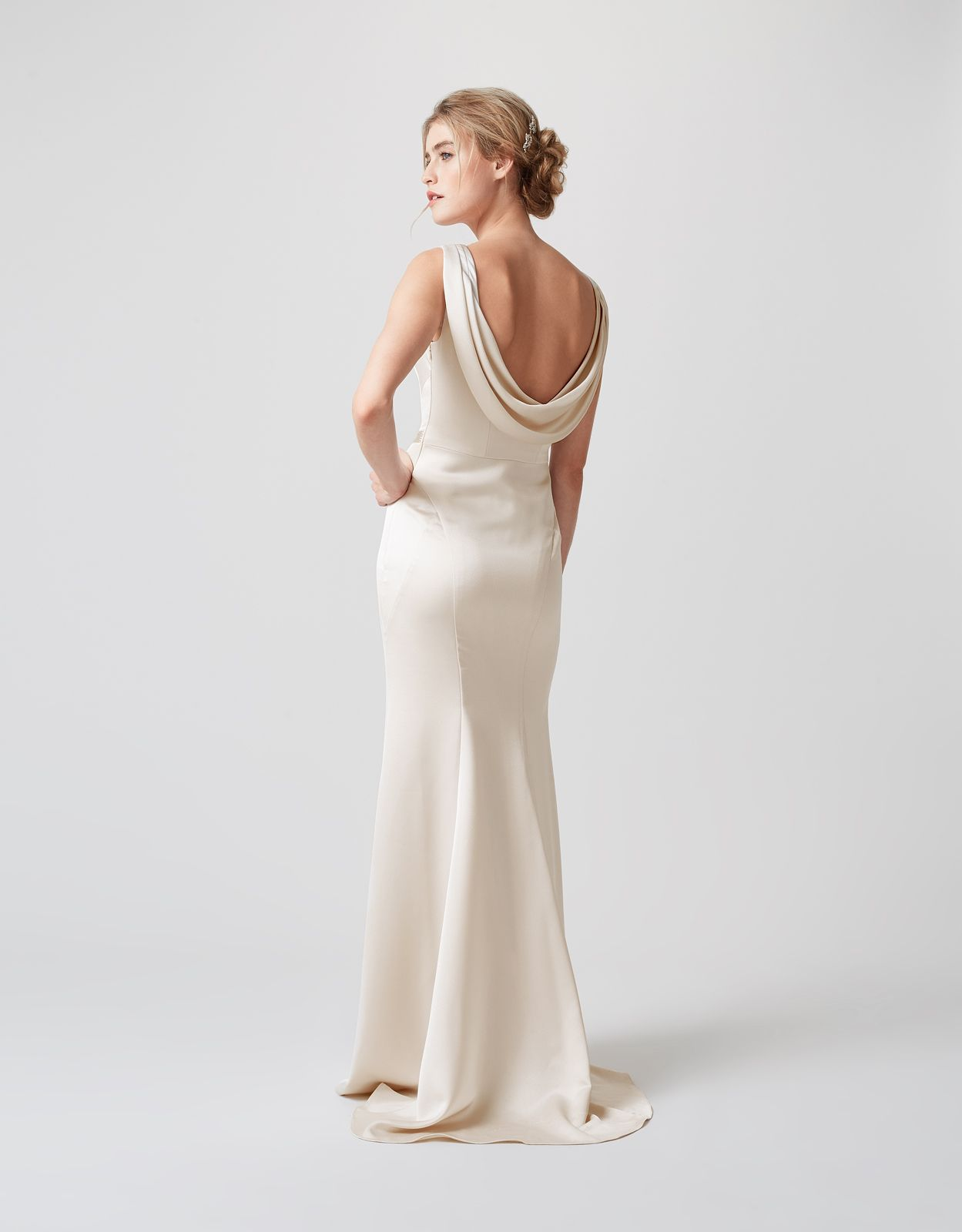 Good Morning Beautiful! A Monsoon Bridal Gown For A Summer Speakeasy ...