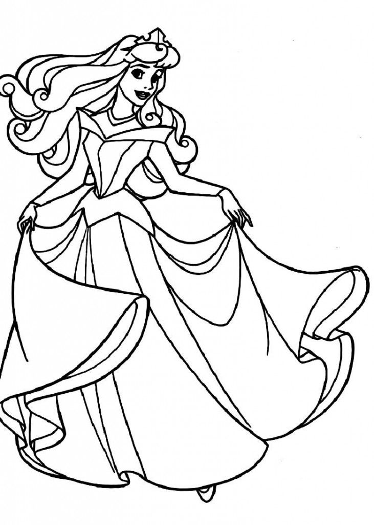 Free Printable Sleeping Beauty Coloring Pages For Kids Sleeping Beauty Coloring Pages Princess Coloring Pages Princess Coloring