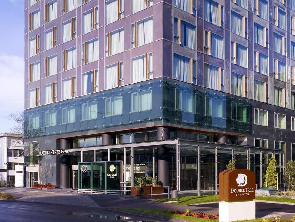 Zagreb Doubletree By Hilton Hotel Zagreb Croatia Europe Located In Martinovka Doubletree By Hilton Hotel Zagreb Is A Perfect Star Zagreb Hilton Hotel Croatia