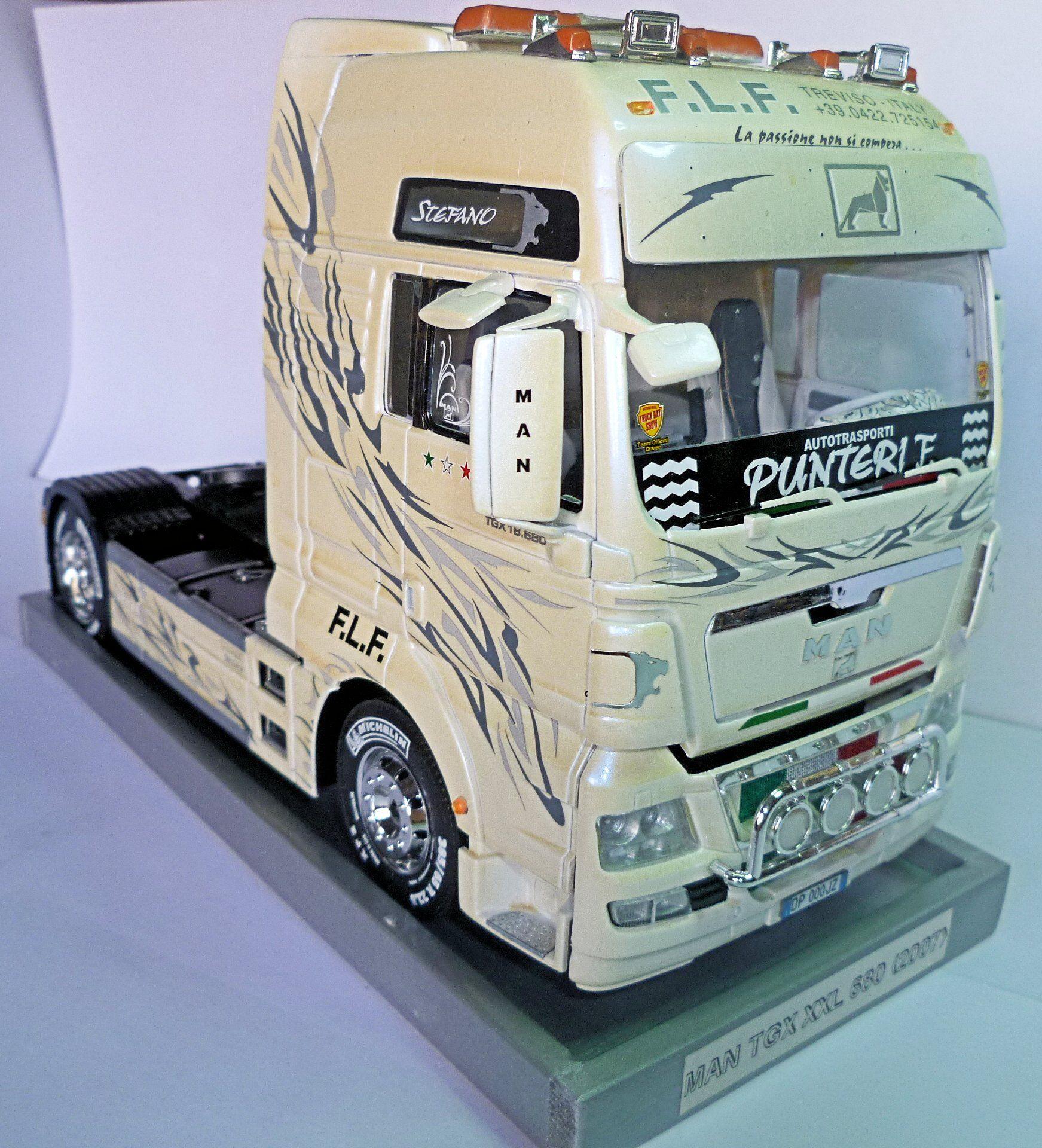 MAN TGX XXL (2012)   Truck