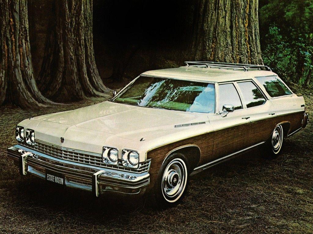 1974 Buick Estate Wagon