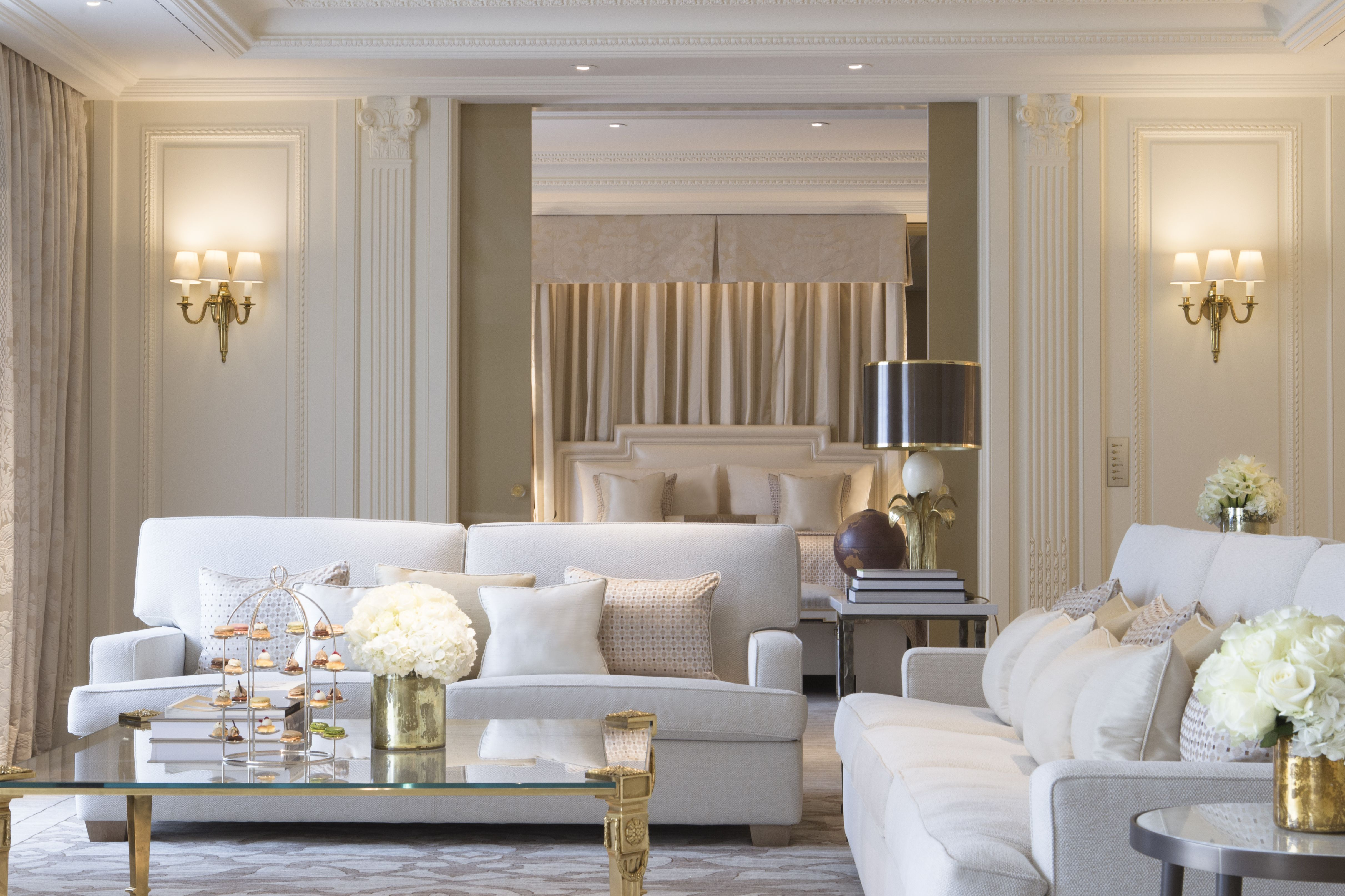 Presidential Suite Close Up With Images Luxury Hotel Room