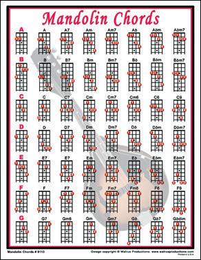 Mandolin Chord Chart  Make With My Hands    Mandolin