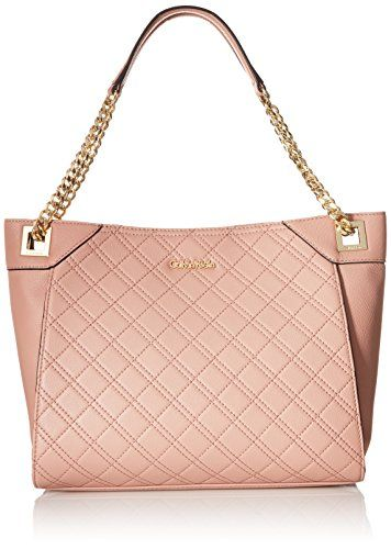 cb728d478ad Calvin Klein Permanent Quilted Pebble Tote Deep Blush *** Check out this  great product.Note:It is affiliate link to Amazon.