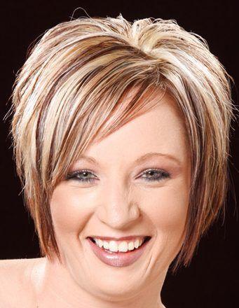 Magnificent Brown Hair With Blonde Elegant Woman And Blonde Hair On Pinterest Short Hairstyles Gunalazisus