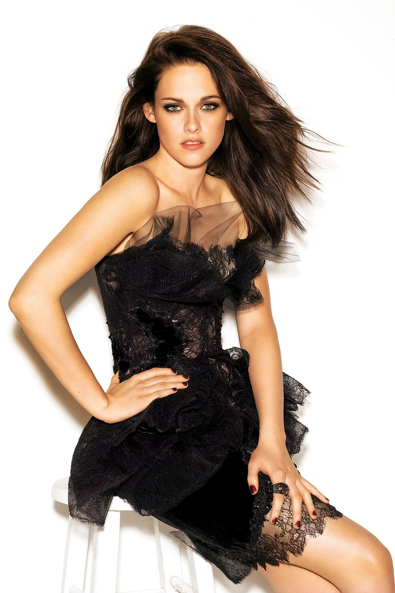 Kristen Stewart's GLAMOUR Cover | Hollywood | Kristen ...