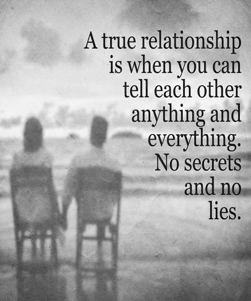 No Secrets And No Lies Friendship Quotes Friendship Quotes
