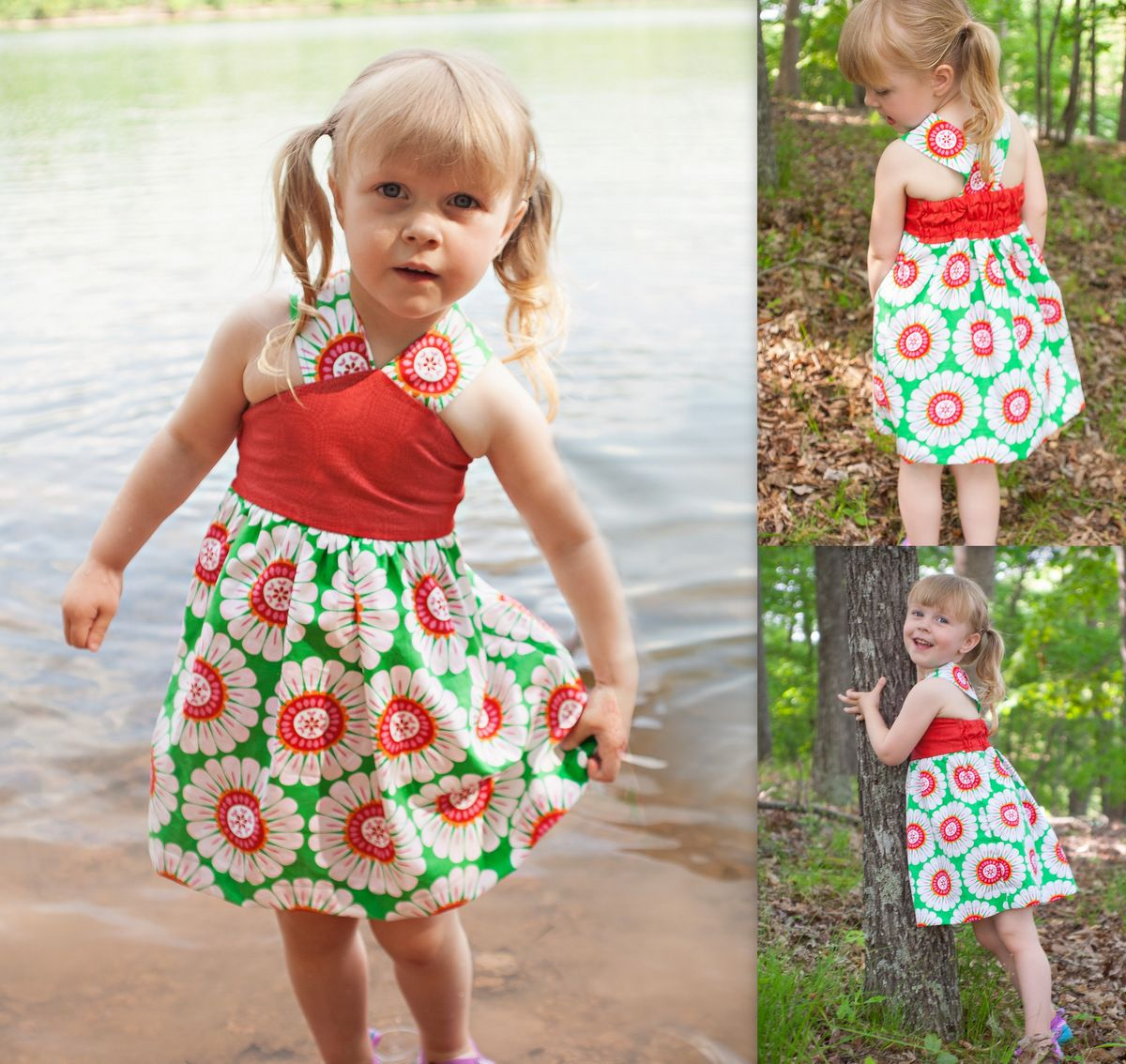 Summer Breeze Dress Free Pattern
