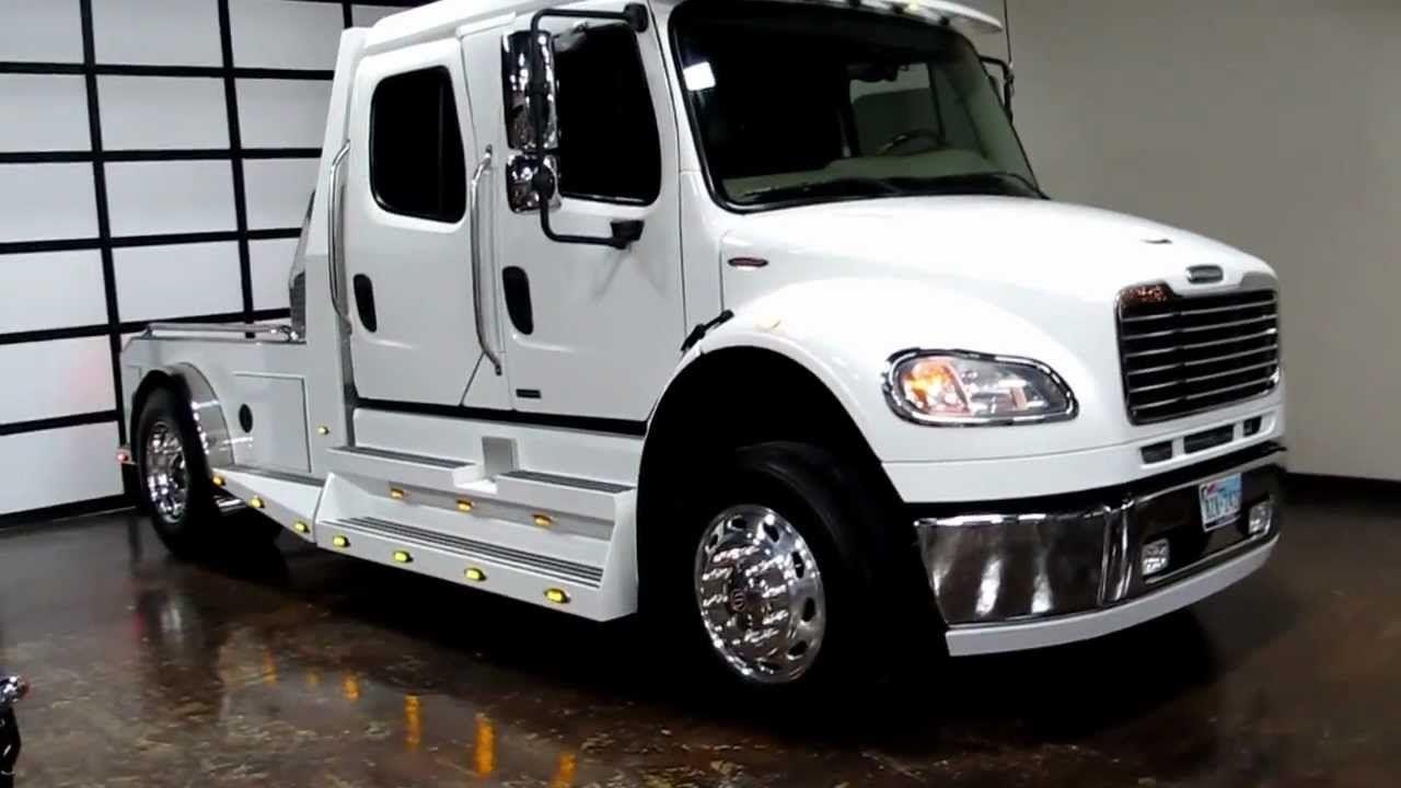 Big Luxury 5th Wheel Rv Toy Haulers Custom 5th Wheel Trucks