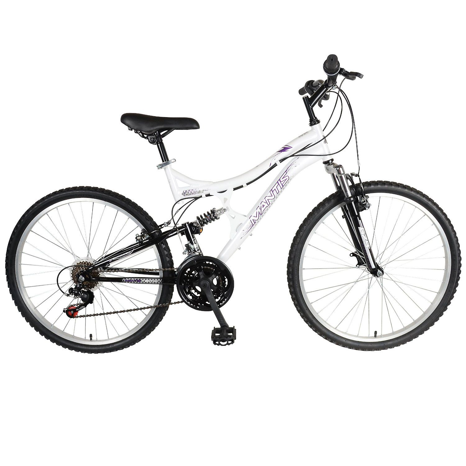 Mantis Orchid Full Suspension Mountain Bike 26 Inch