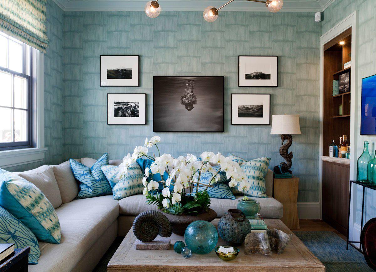 Bob Vila S 3 000 Home Design Giveaway With Houzz Blue Living Room Decor Light Blue Living Room Blue Living Room