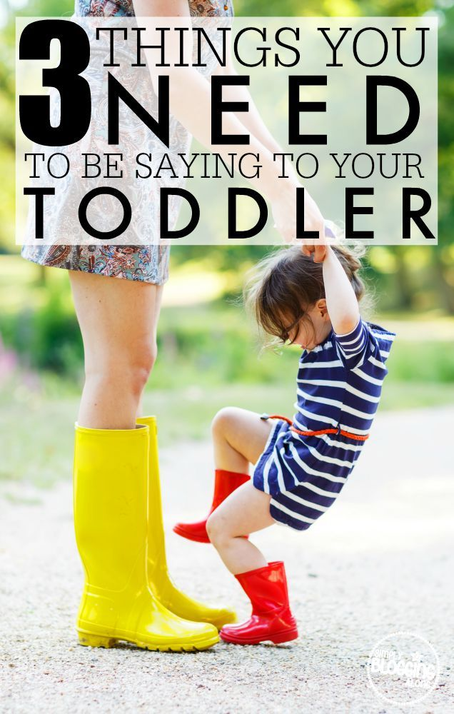 Having trouble with toddler tantrums? Check out these 3 phrases you need to be saying to your toddler to help!