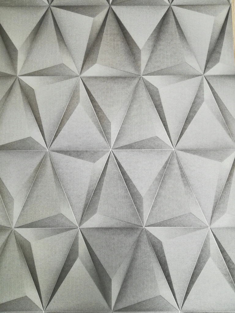 Tapeta 3d Bryly Trojkaty Szara Polysk Laser 7904769531 Oficjalne Archiwum Allegro In 2021 Quilts Blanket