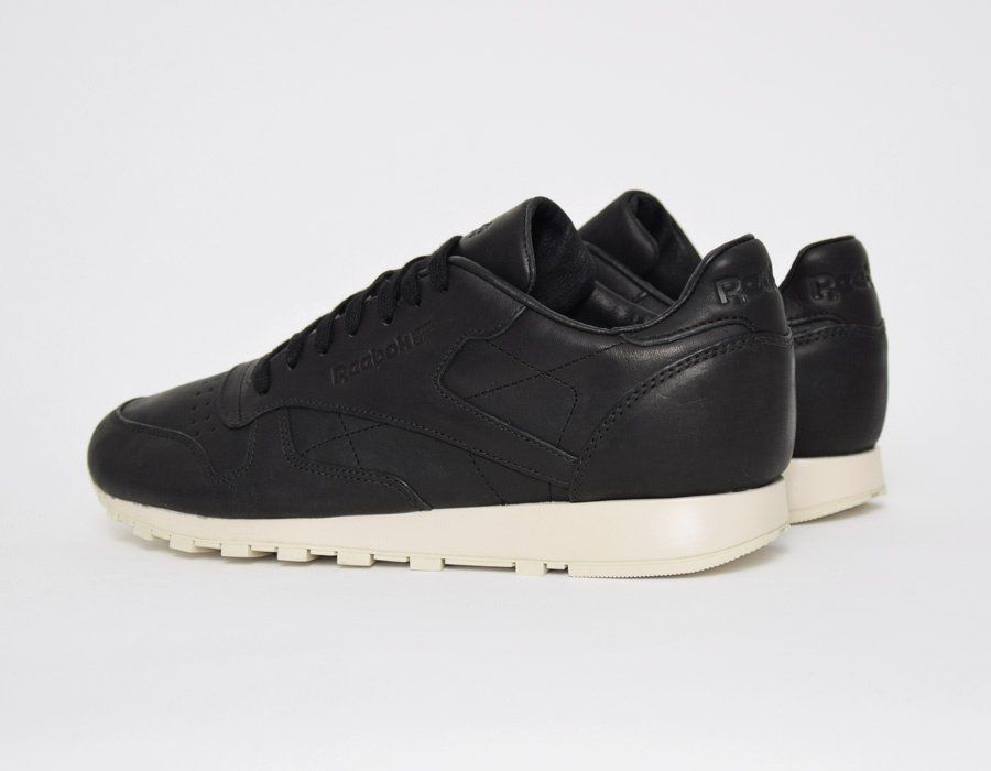 Reebok Classic Leather Lux Horween Black #sneakers | G Kicks