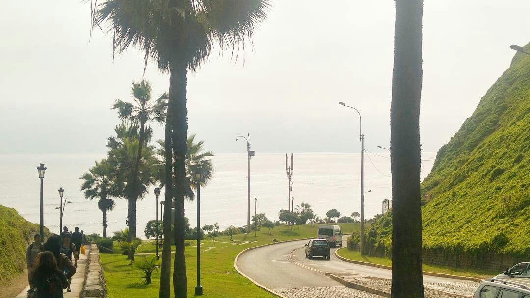 Bajada Balta Miraflores Lima Perú