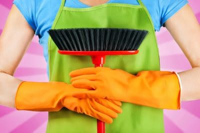 Part Time Maid Singapore: 7 Ways To Spring Clean Like A Professional