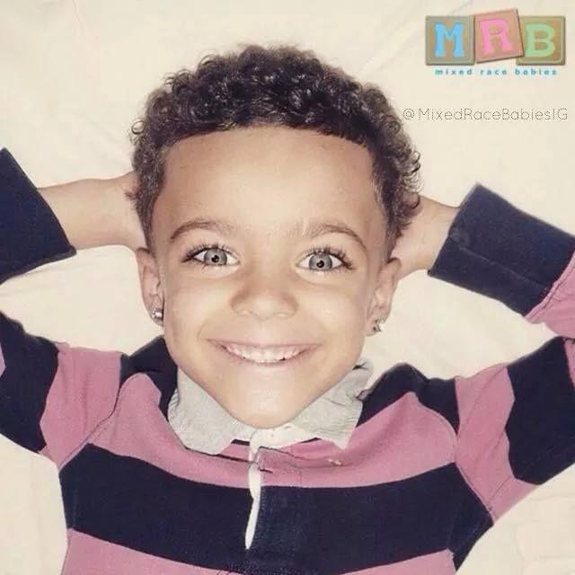 Pinterest Omgitsdiamondb Curly Hair Baby Little Boy