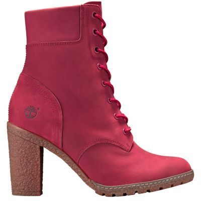 Women's Ruby Red Glancy 6 Inch Boots | Products | Boots