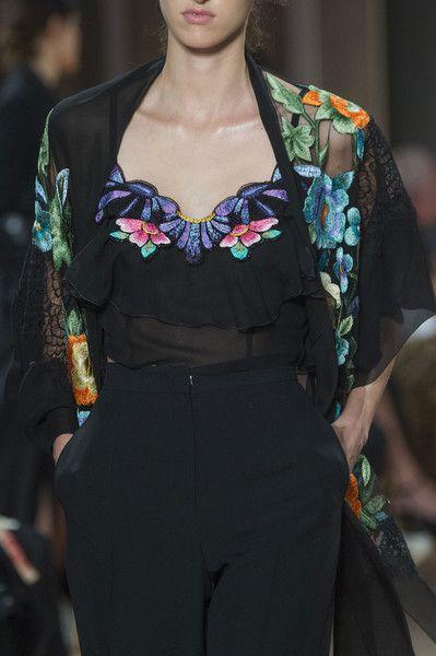 Alberta Ferretti at Milan Fashion Week Spring 2017