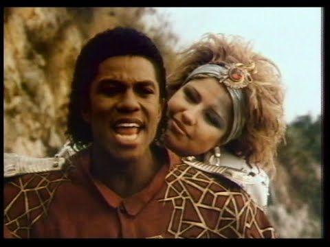 Jermaine Jackson And Pia Zadora                   When The Rain Begins T...
