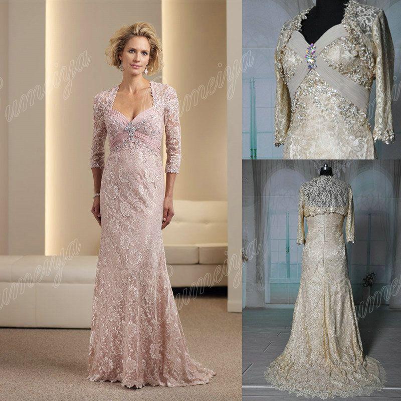 Vintage Inspired Mother Of The Bride Dresses