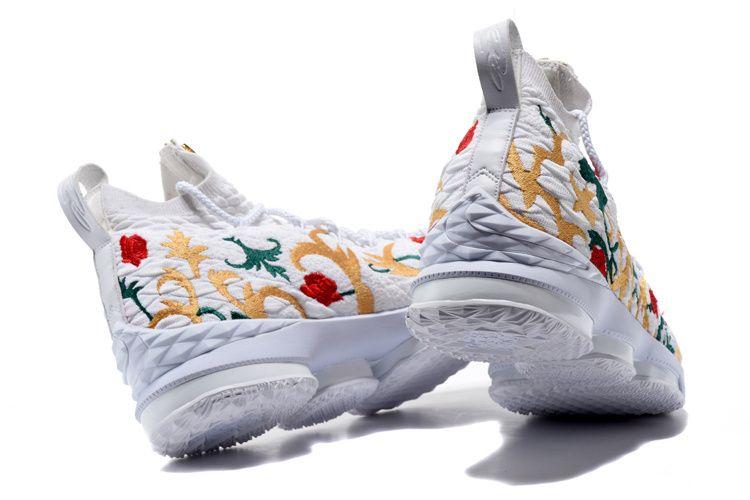 KITH x Nike LeBron 15 Floral  7dd14a505