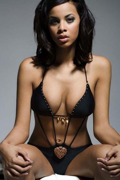 Black ebony sex girls