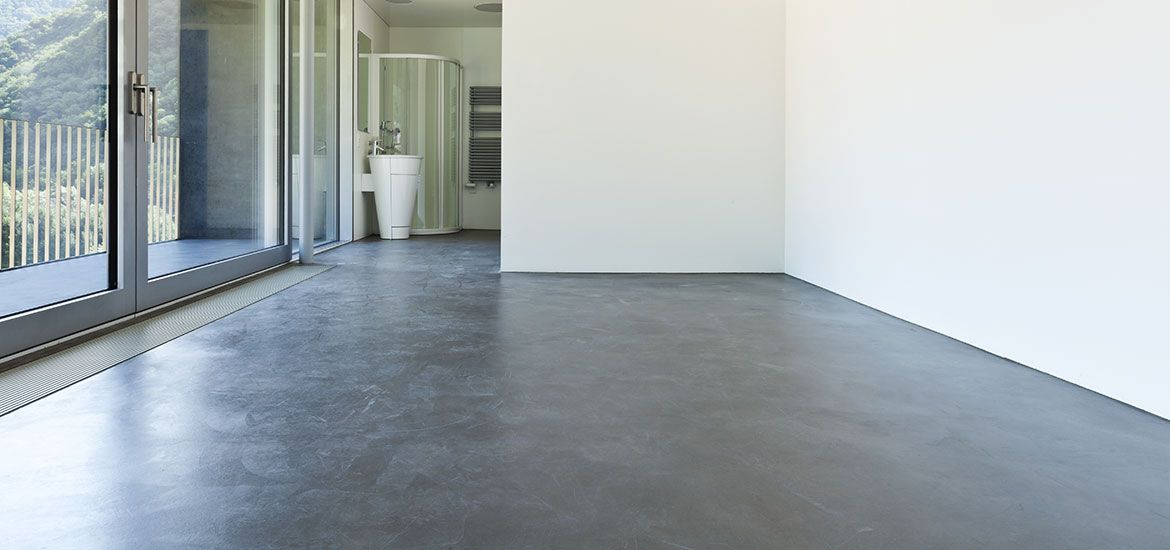 Polished Concrete Grinding Polishing Sealing How Much Did It Cost