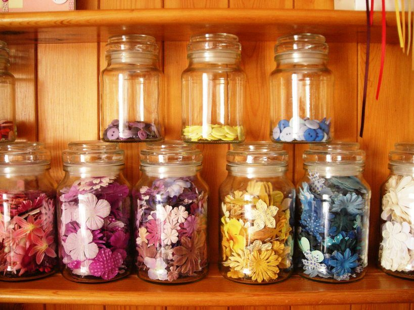 Pin By Midge Byrd On Ideas Coffee Jars Jar Empty Jar