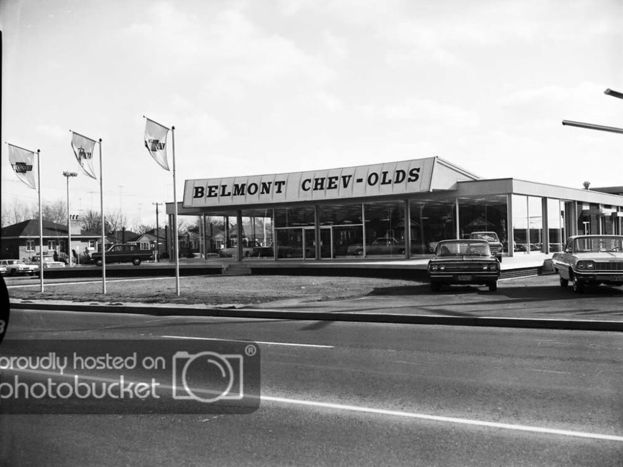 Belmont Chevrolet Oldsmobile Dealership Toronto Ontario Canada Gas Station Car Dealership Used Car Lots
