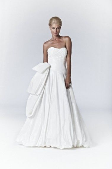 Camilla - Bridal Gown by Lis Simon (shown in Ivory)