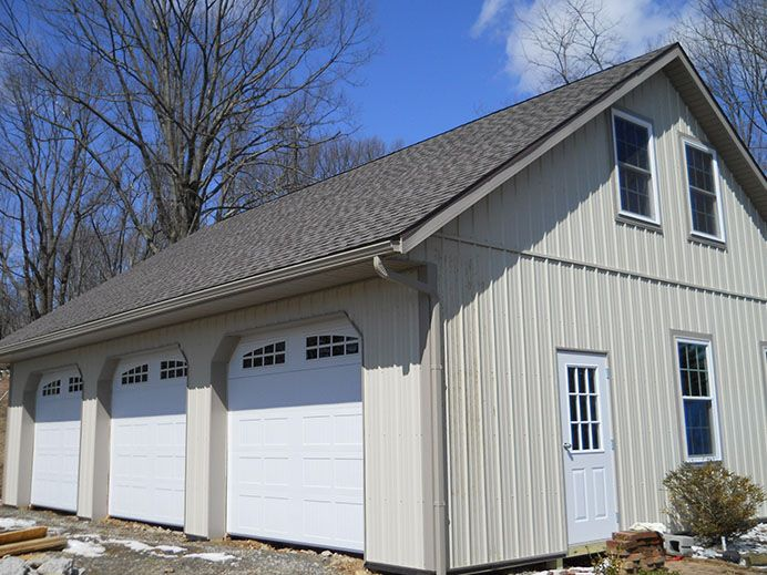 Pin By Randy Olson On House Ideas Pole Barn Garage Pole