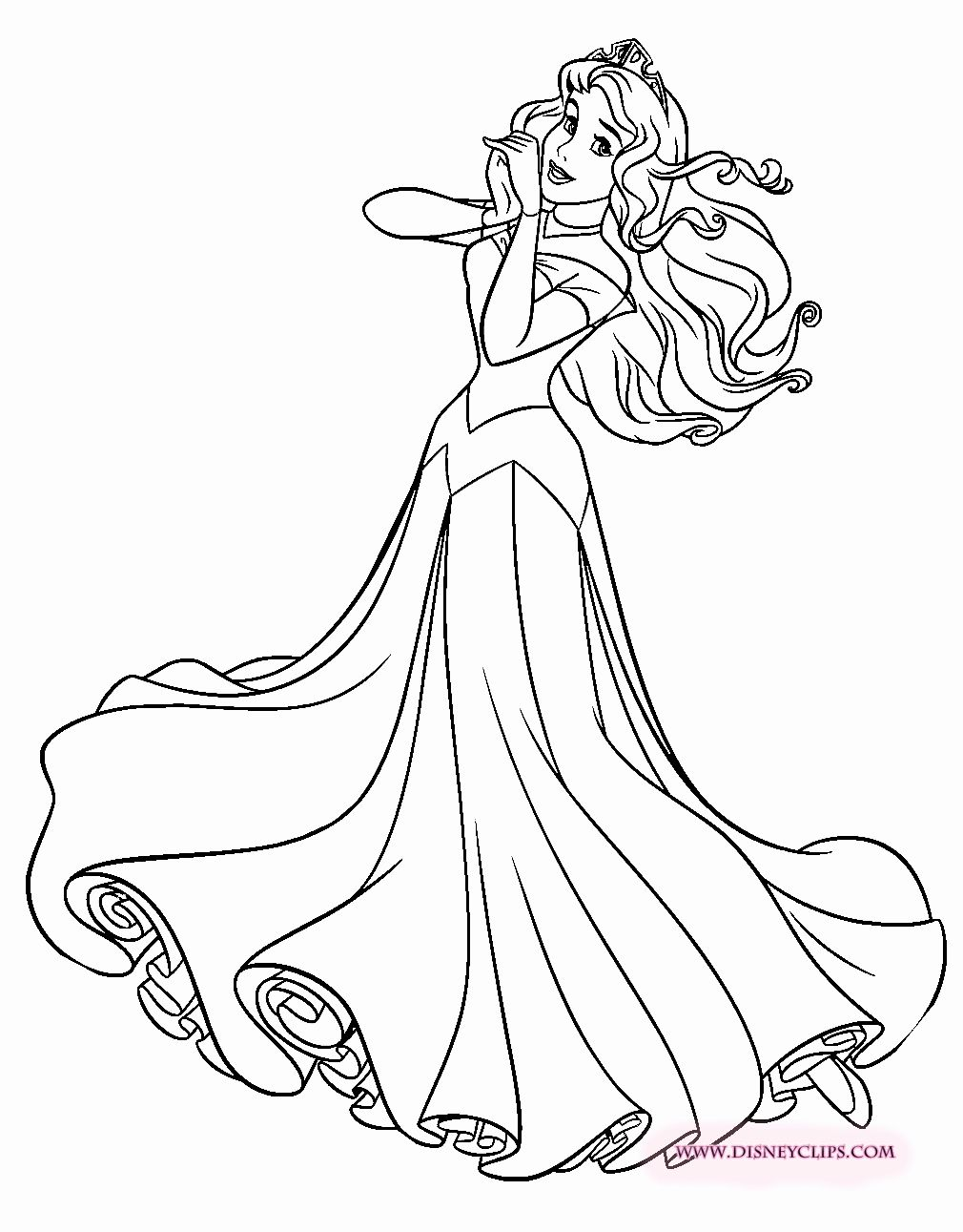32 Sleeping Beauty Coloring Page In 2020 Sleeping Beauty