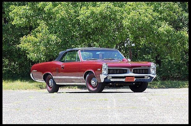 1967 Pontiac Lemans Sprint Mecum Auctions Pontiac Lemans Pontiac Pontiac Gto