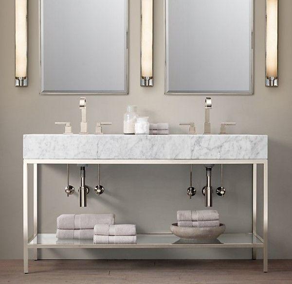 Merveilleux Console Sink   Washstand Vanity   Bathroom Design