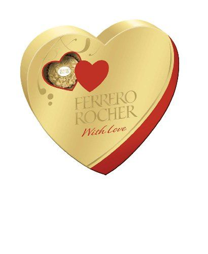 Ferrero Rocher Heart Gift Box 10 Pieces 4 4 Ounces For Only 6 68