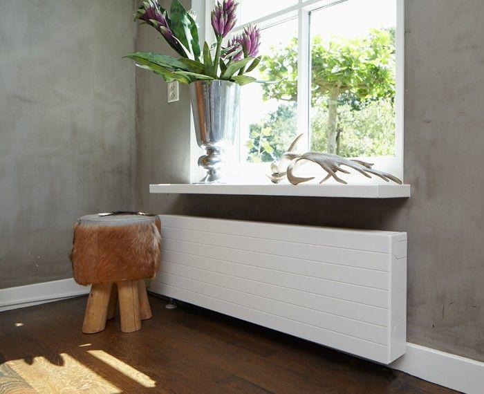 Moderne Radiator Woonkamer : Sentimo radiator bekleding wood projects heizungsverkleidung