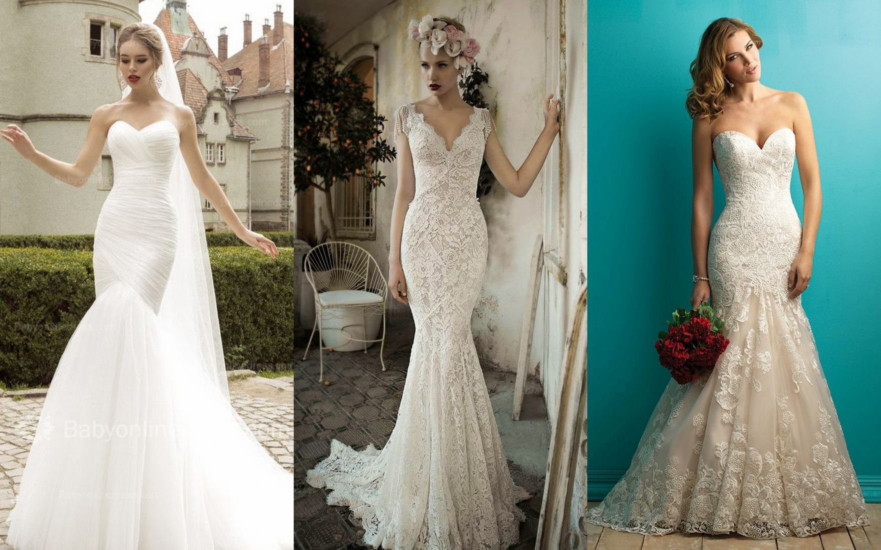 100+ Trumpet Wedding Dresses Body Type - Wedding Dresses for ...