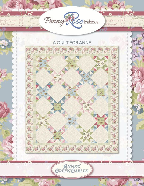 Anne Of Green Gables Project Sheet Quilts Free Quilt