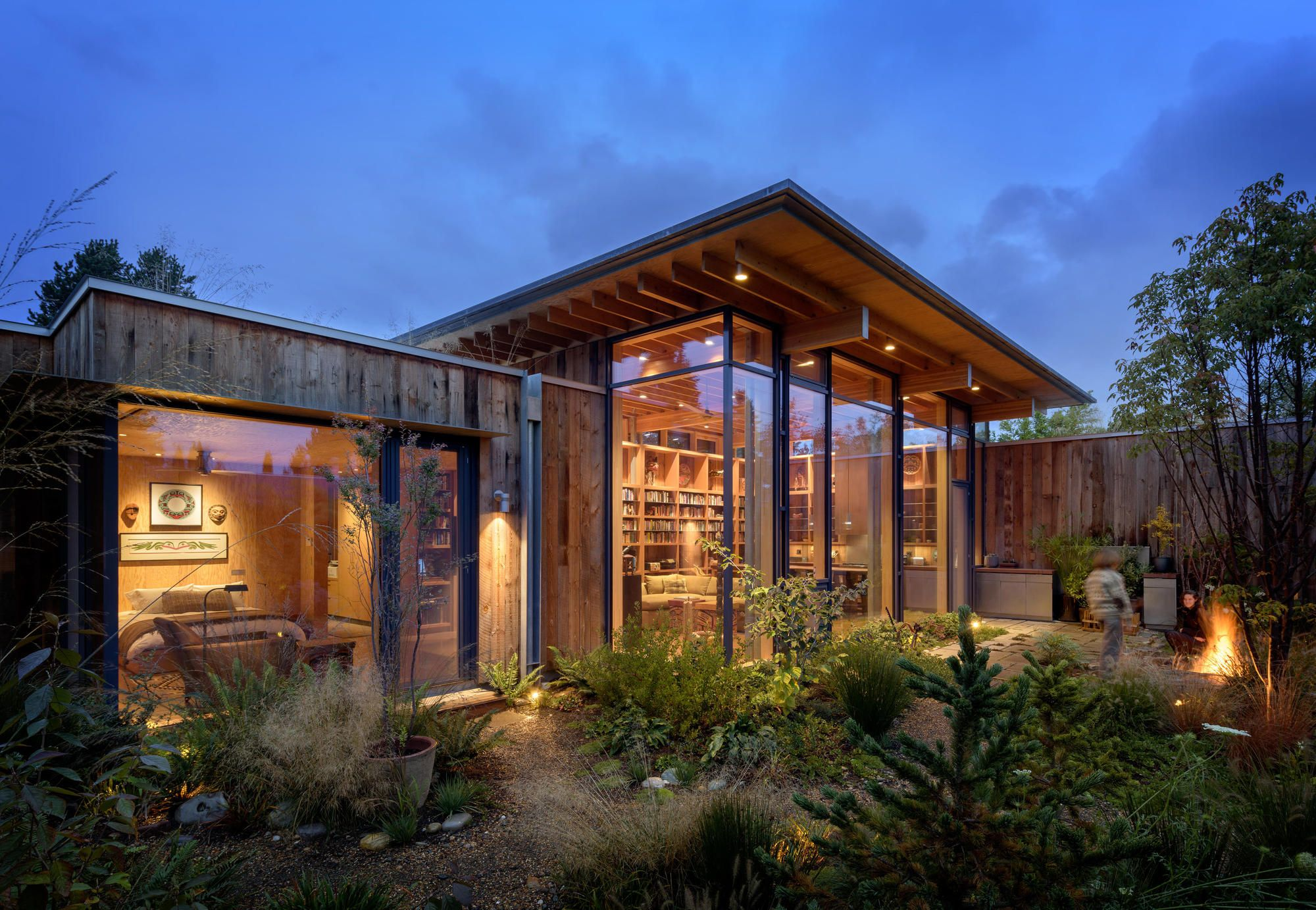 City Cabin Olson Kundig With Images Architecture Mid Century House Architect