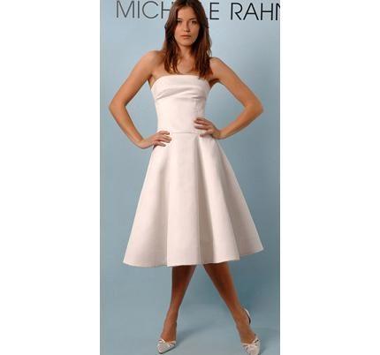 short white wedding dress | Wedding Expert | Pinterest | White ...