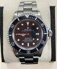 Rolex Sea Dweller 16660 Black Very Rare Stardust Dial Stainless Steel Unpolished #Watche #stainlesssteelrolex
