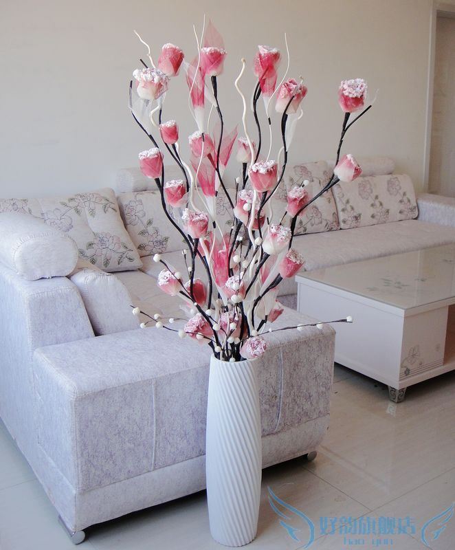 Room Decorate The House With Artificial Flower
