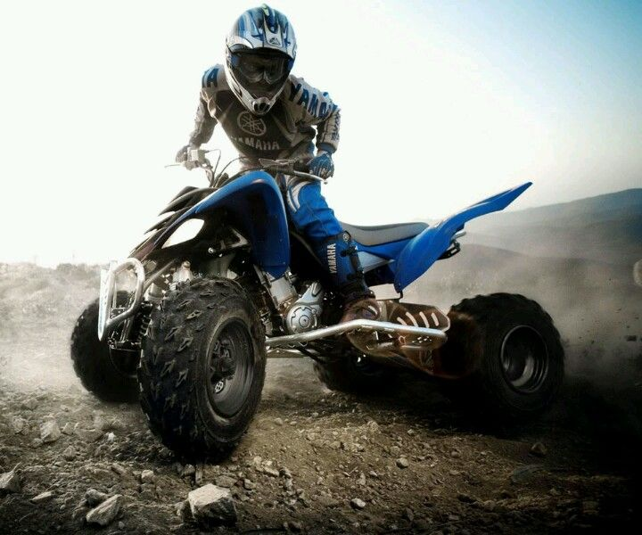 Yamaha 450 raptor atv pinterest atv motocross and for Yamaha raptor dealer