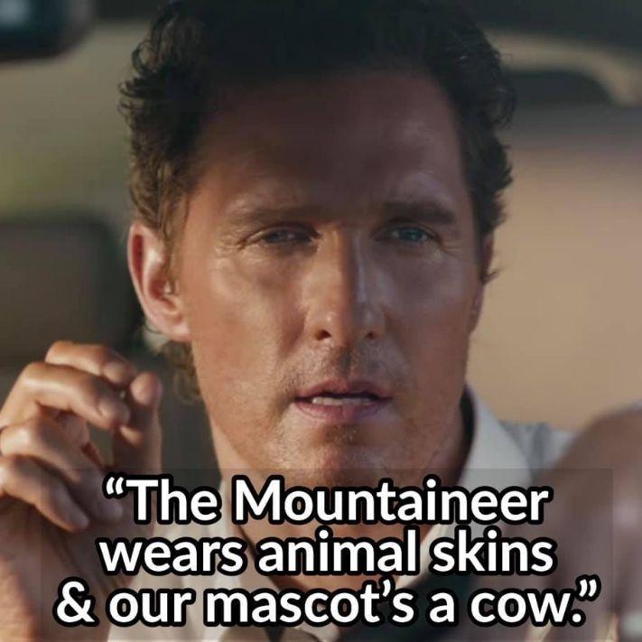 Horns Down! #wvumountaineers #WVU Mountaineers #wvumountaineers