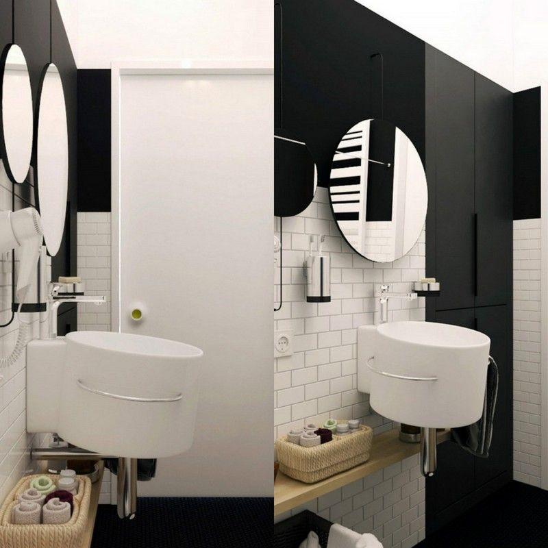 Espejos para el baño con personalidad   Espejos, Baños ...