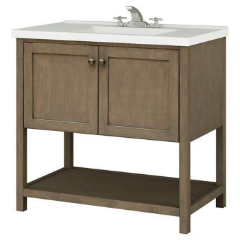 Bathroom Vanities Sunnywood An3021 30 Aiden Collection Water Based Finish Bathroom Vanities Without Tops