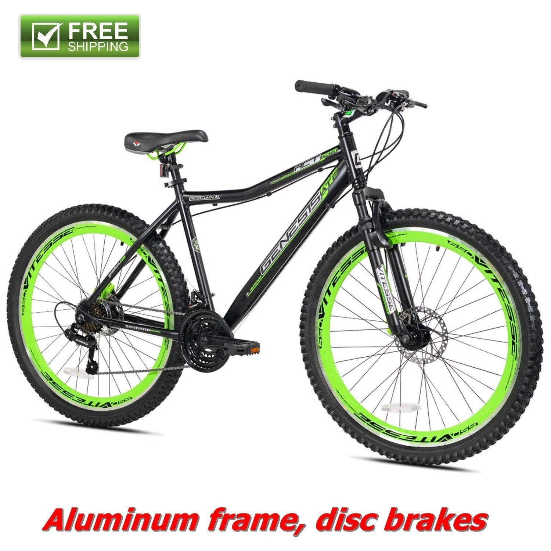 Kent Mountain Bike 27 5 Men Front Suspension Aluminum Frame