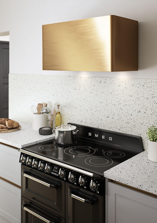 Brass Hood Kitchen Design Kitchen Range Hood Home Decor
